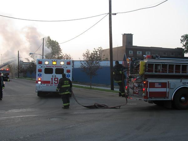 Fire Scenes